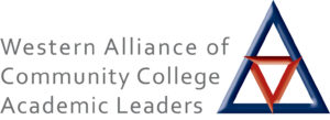 Western Allianced of Community College Academic Leaders logo