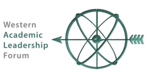 Western Academic Leadership Forum logo