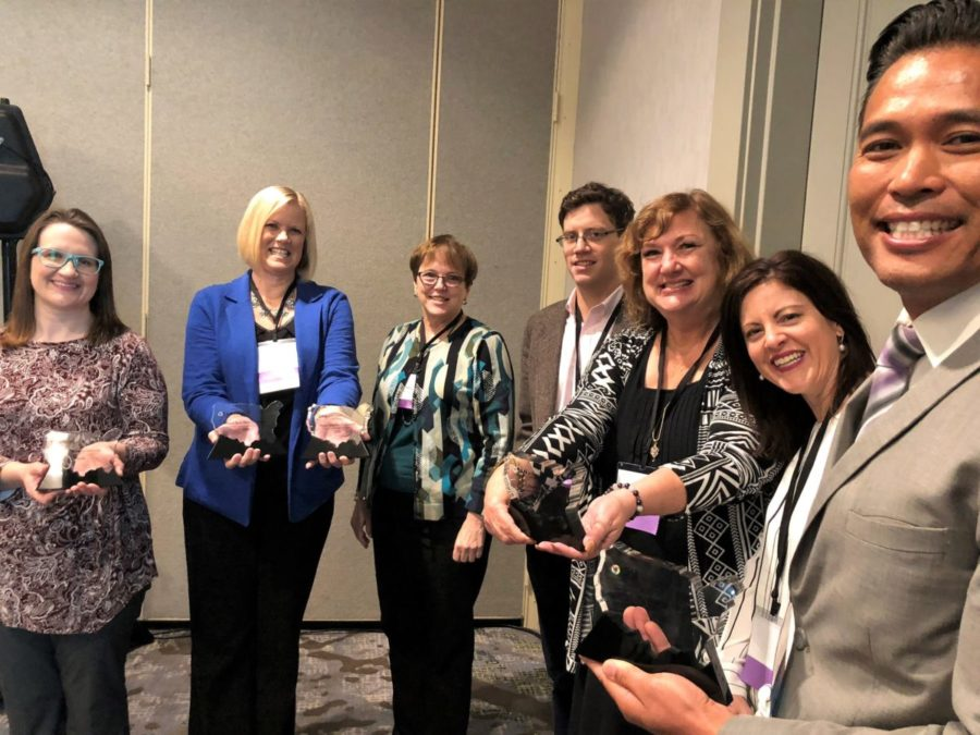 Members of the State Authorization Network at WCET's 30th Annual Meeting in October 2018.